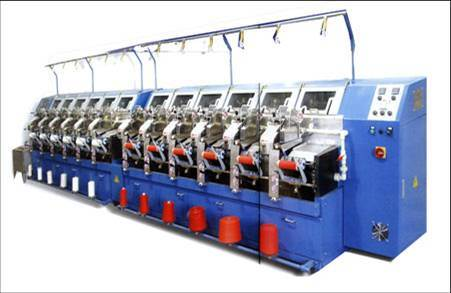 New Model Ga391 Horizontal Single Yarn Sizing Machine