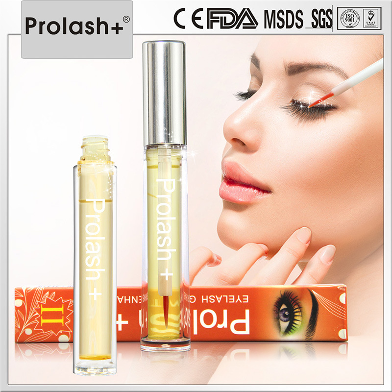 Very Effective Regrowing Long Lashes 100% Pure Natural Eyelash Growth Enhancer Eyelash Serum