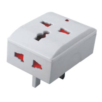 Multi plug socket