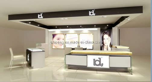 China Cosmetic Shop Interior (SP-RD) - large image for Stool