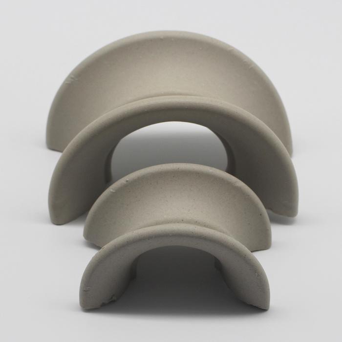 Ceramic Intalox Saddle Ring for Drying Tower