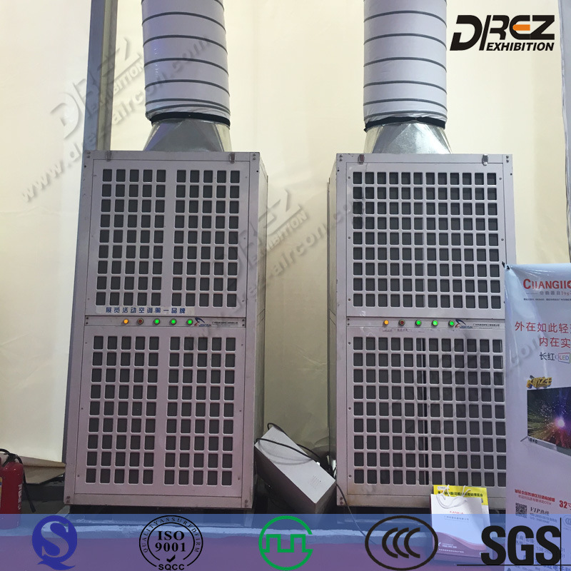 Air Cooled Package Air Conditioning Ducted Air Conditioner with Ventilation Duct