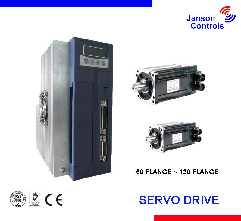 AC Drive/Frequency Inverter/Servo Control Drive/ Servo Drive