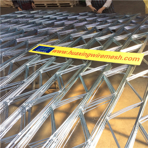 Ancon&H-B Joint Reinforcement ASTM Wire Mesh