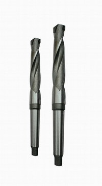 DIN345 HSS Morse Taper Shank Twist Drill Bit 5-100mm for Metal Working