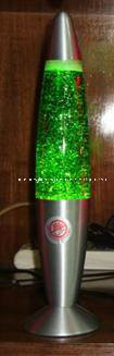 Glitter Lamp/Novelty Lamp