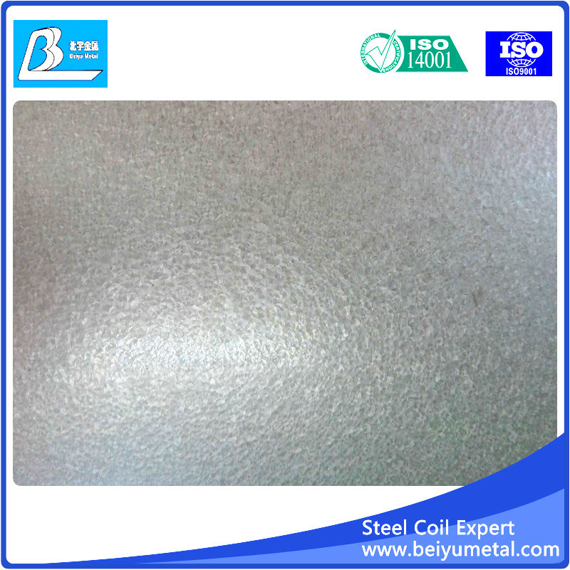 Gl PPGL Steel Plate Galvalume Steel Coil in Sheet Factory Price