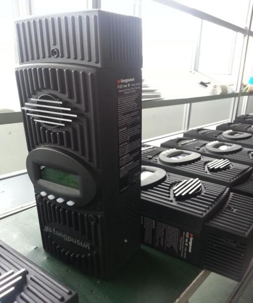 Fangpusun Flexmax MPPT Solar Panel System LCD 80A Solar Power Charge Controller 12V 24V 36V 48V 60V Solar Battery Charge Controller