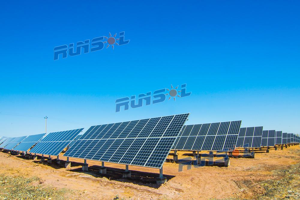 Solar Tracking System (MPPT)