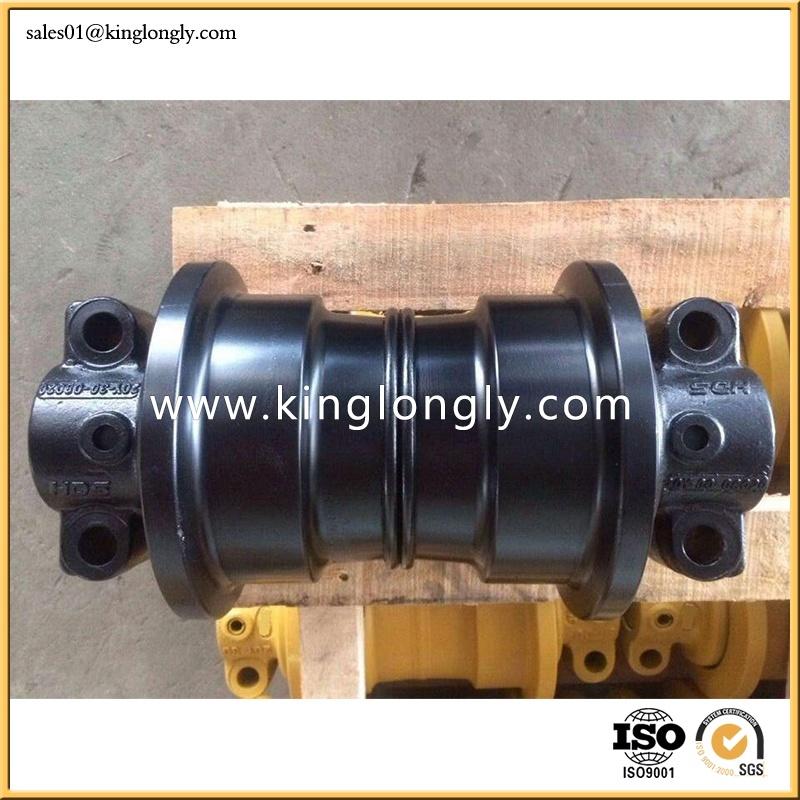 Excavator Bottom Roller Friction-Welding Track Roller Undercarriage Parts
