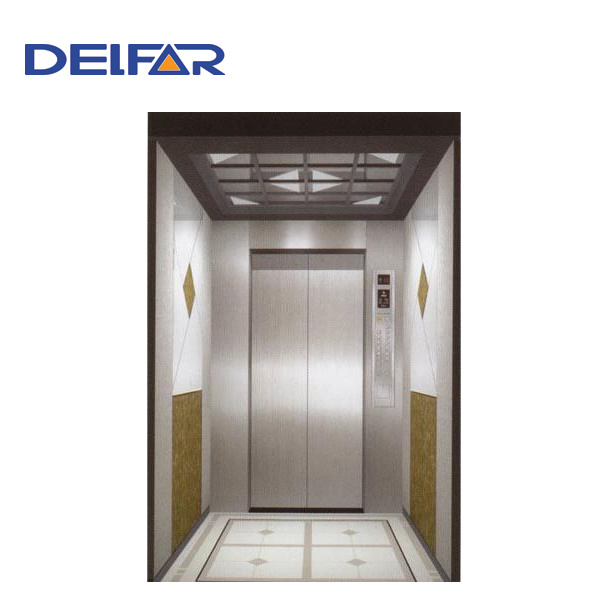 Safe Energy Saving of Delfar Passenger Elevator