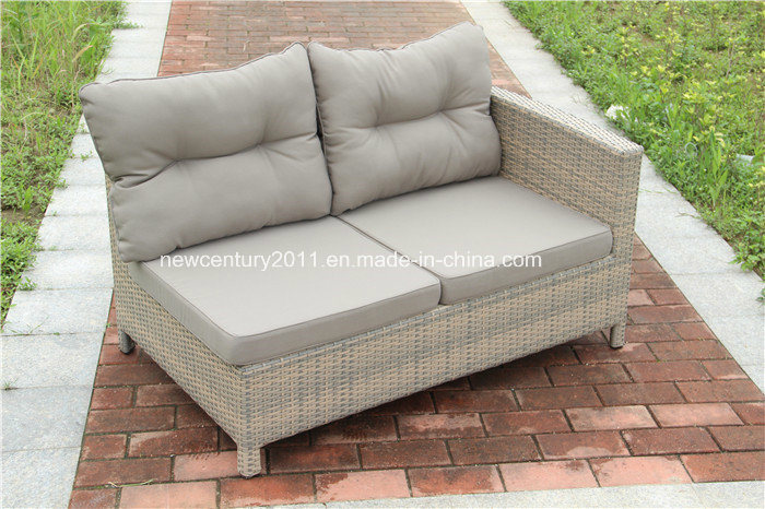 Outdoor Rattan Garden Wicker Corner Sofa
