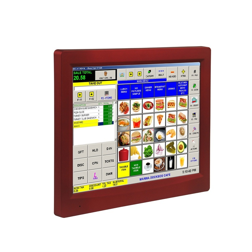 All in One PC Touch POS System