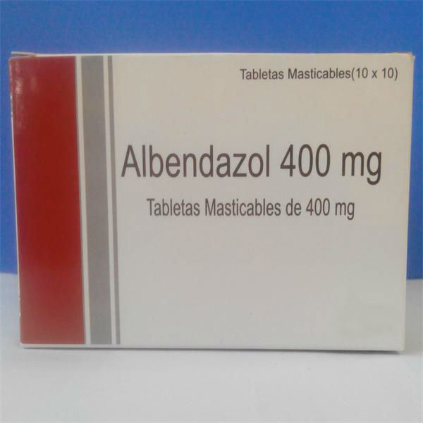 High Quality Albendazole Tablets 400mg