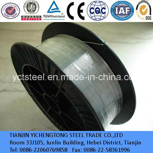 Er70-6 Stainless Steel Welding Wire with Flux-Core