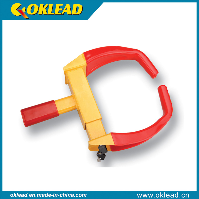 Universal Foldable Car Wheel Clamp (okl6997)
