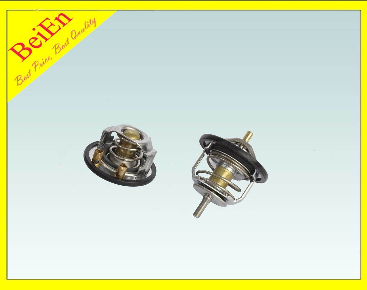 Mitsubishi 6D16 Genuine Thermostat for Excavator Engine (part number: ME994276)