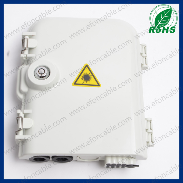 Outdoor 8fibers FTTH Terminal Box/Distribution Box/Caja De Distribucion