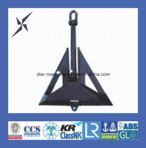 China Supplier Delta Flipper Anchor