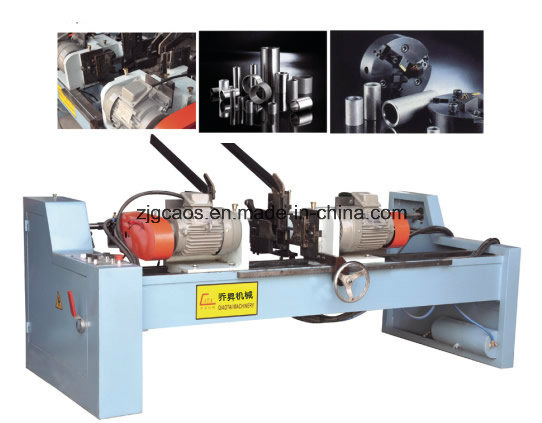 Double Head Pneumatic Type Tubeend Facing Machine