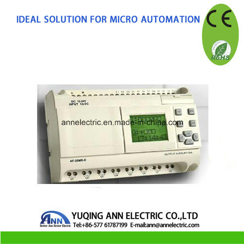 PLC Programmble Software (AF-20MT-E) with/Without LCD with Free Software