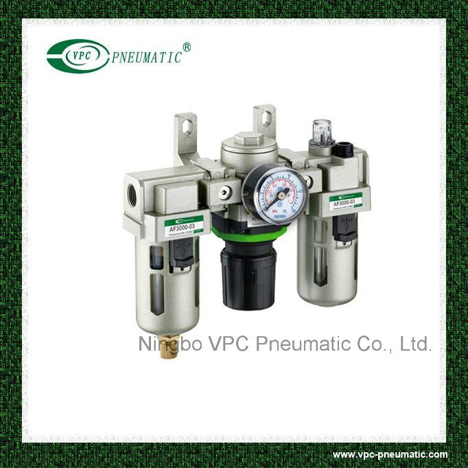 SMC Type Frl Combination with The Auto Drain