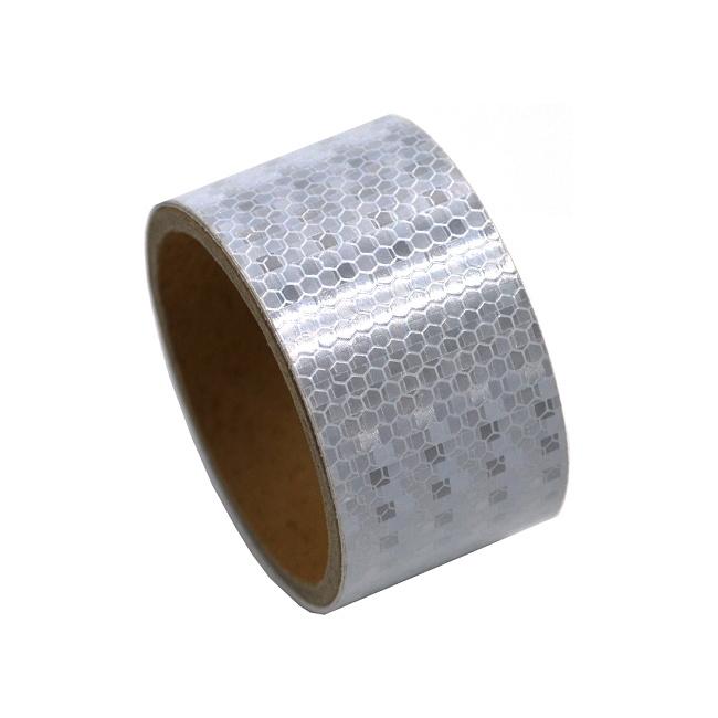 Reflective PVC Slap Bracelet