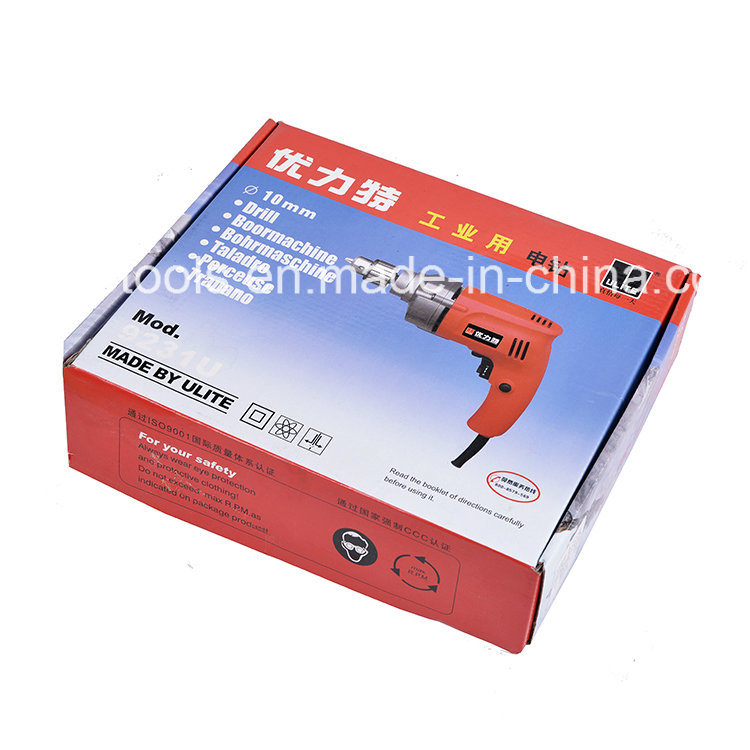 Heavy Duty 530W 10mm Electric Drill 9231u