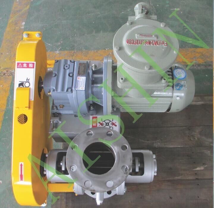 Rotary Valve (Material of SS400)