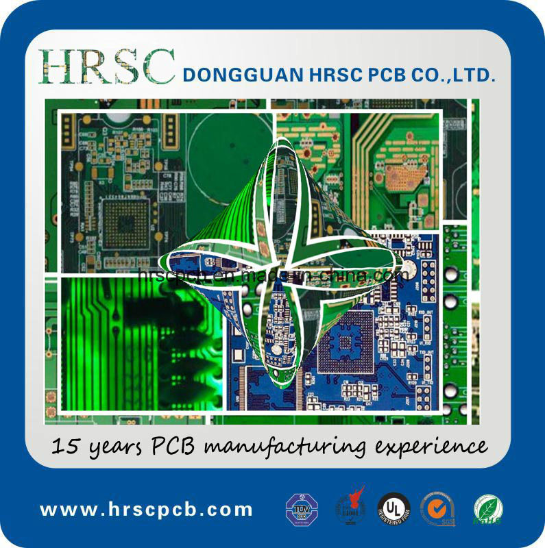 Impedance LED Controlled PCB, PCB Maufacturer