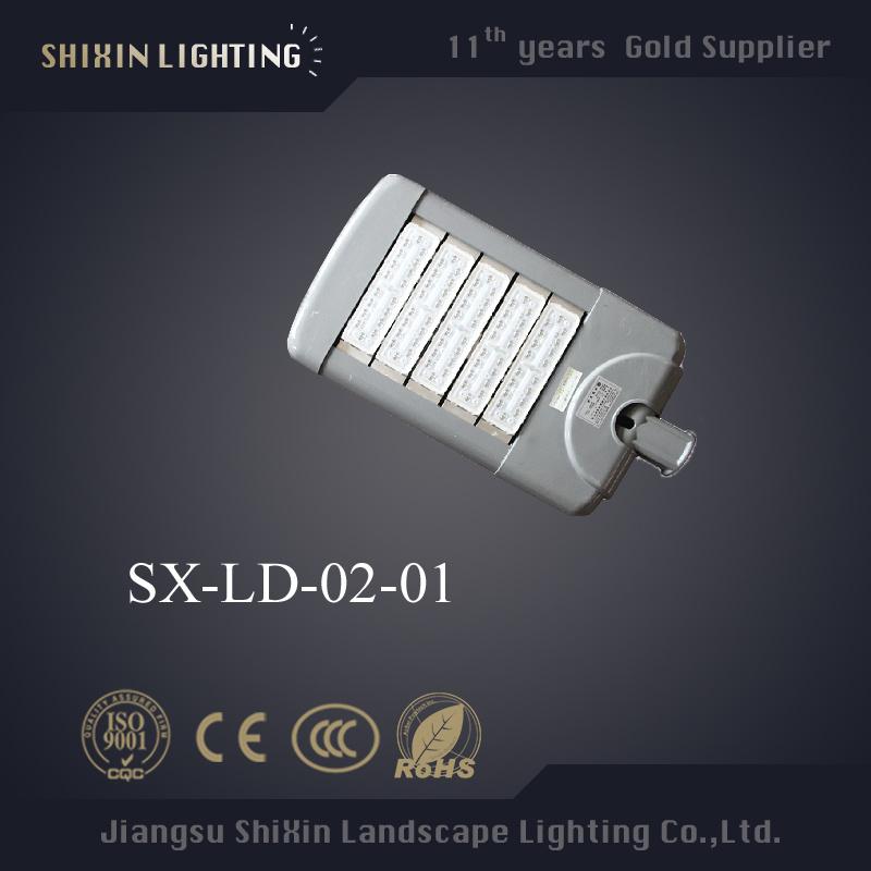 70W LED Street Light Aluminum Alloy Material