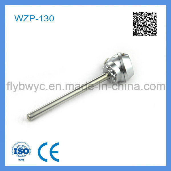 Wzp-130 PT100 Thermal Resistance with Waterproof Head