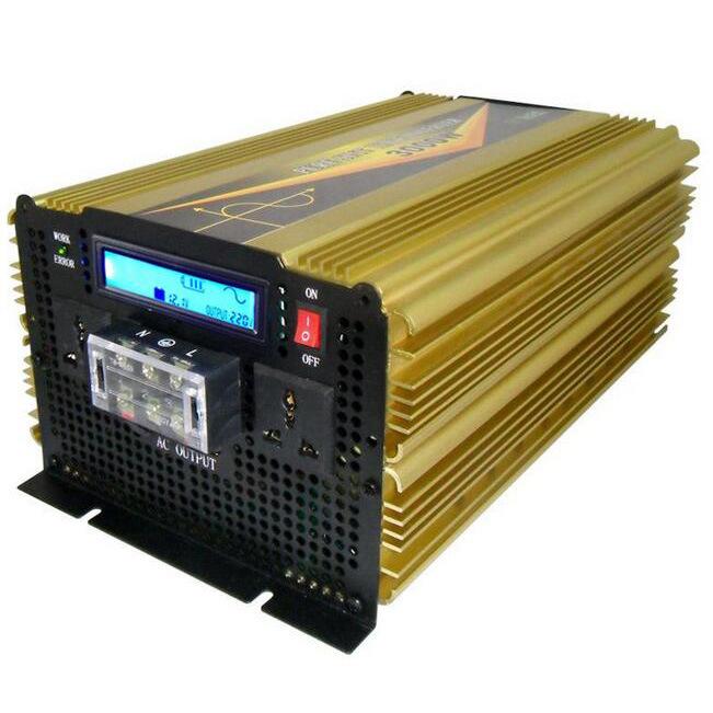 3000W Pure Sine Wave Inverter DC AC Inverter