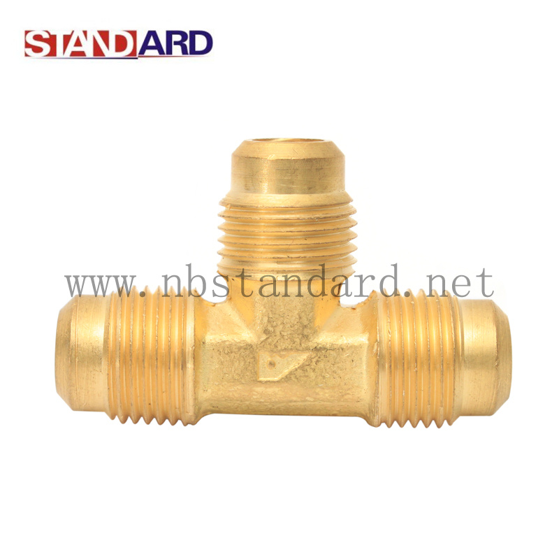Brass Gas Elbow Fitting