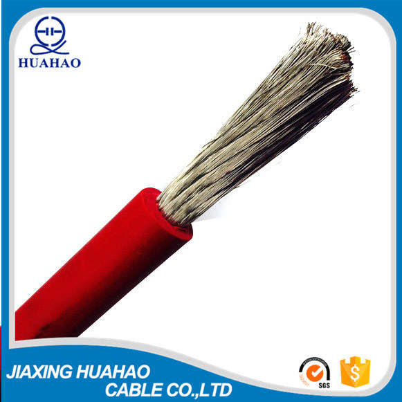 Tinned Copper Conductor PVC Insulated Welding Cable