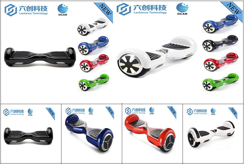 Newest Self Balance Smart Electric Scooter with Two Wheel Bluetooth
