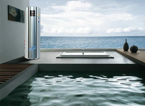 Energy Saving Split Hot Water Heat Pump
