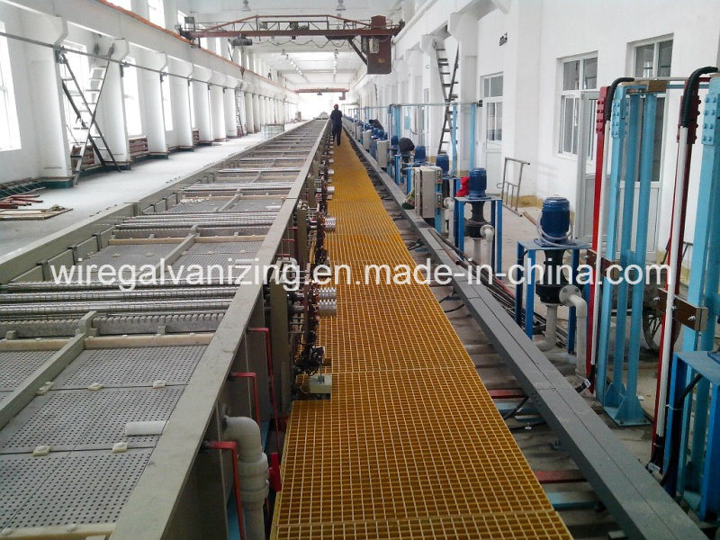 Steel Wire Electro Galvanizing Machine with Ce Certified