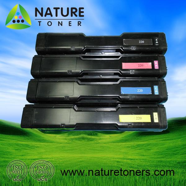 Compatible Color Toner Cartridge for Ricoh Aficio Spc220/221/222/240