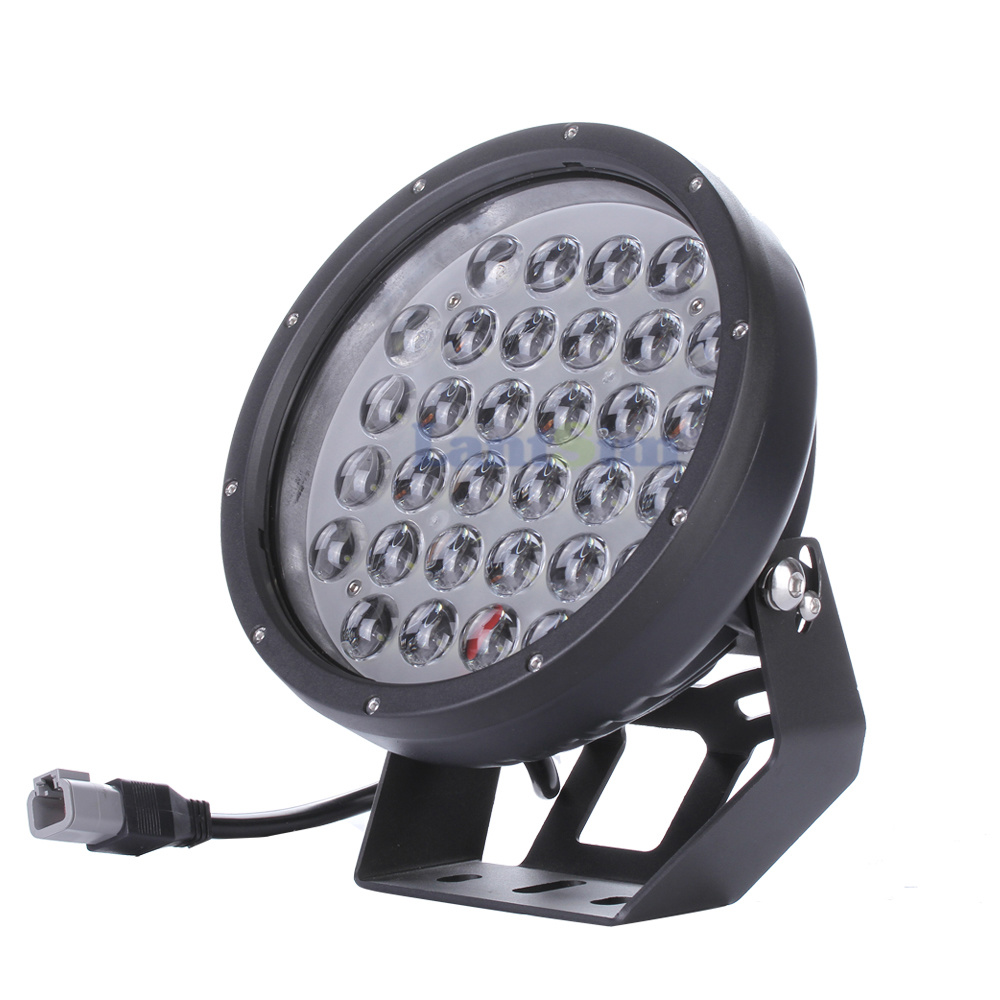 """9"""" Inch 320W Round Offroad LED Driving Light for Truck Tractors"""