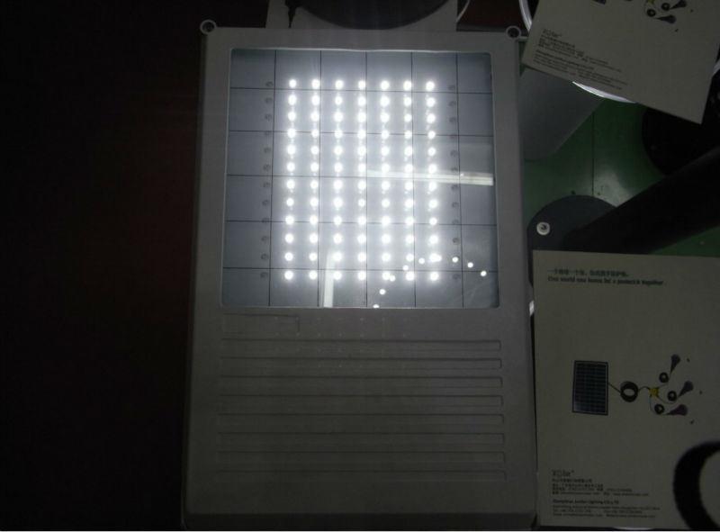 LED Solar Lighting Projector Exit Light
