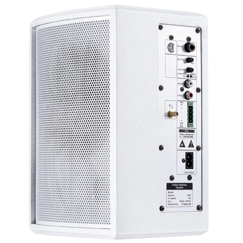 IP Network Active Speaker Se-40wh, Se-40wg