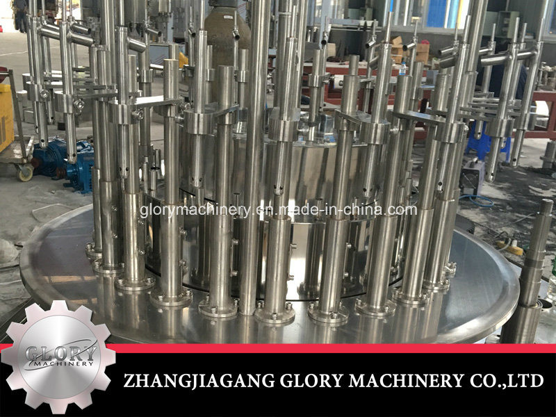 Vacuum Negative Pressure Wine Filling Machine