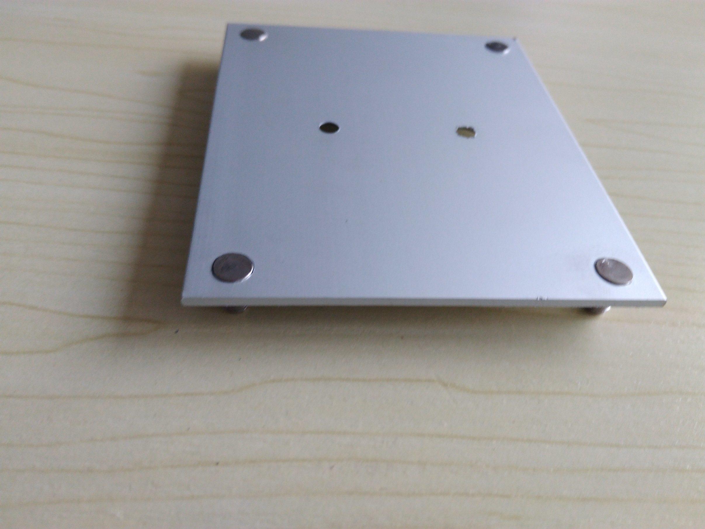 Aluminium Extrusion Product for Electronic Cap