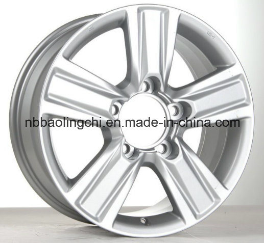 17 Inch 18 Inch 20 Inch Car Aluminum Wheels with PCD 5X150 for Toyota