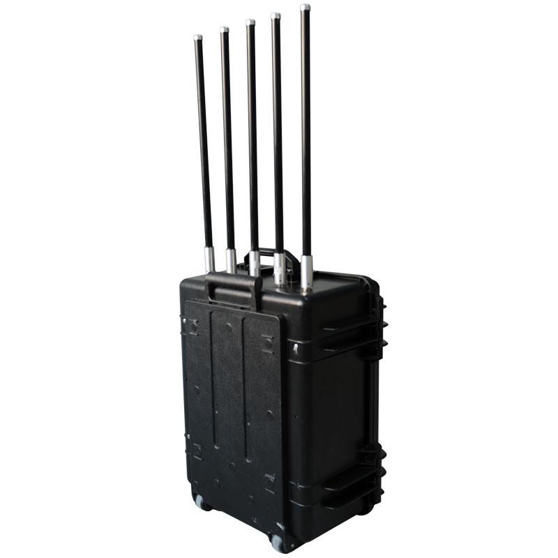 High Power VHF/UHF Military Bomb Jammer
