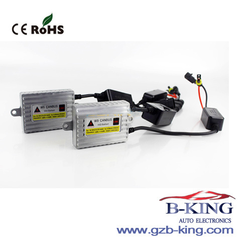 High Efficiency 12V 35W Slim Canbus HID Ballast
