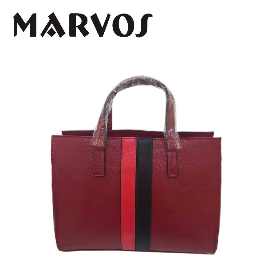 China Wholesale Leather Handbag / Lady′s Tote Handbag Ma1661