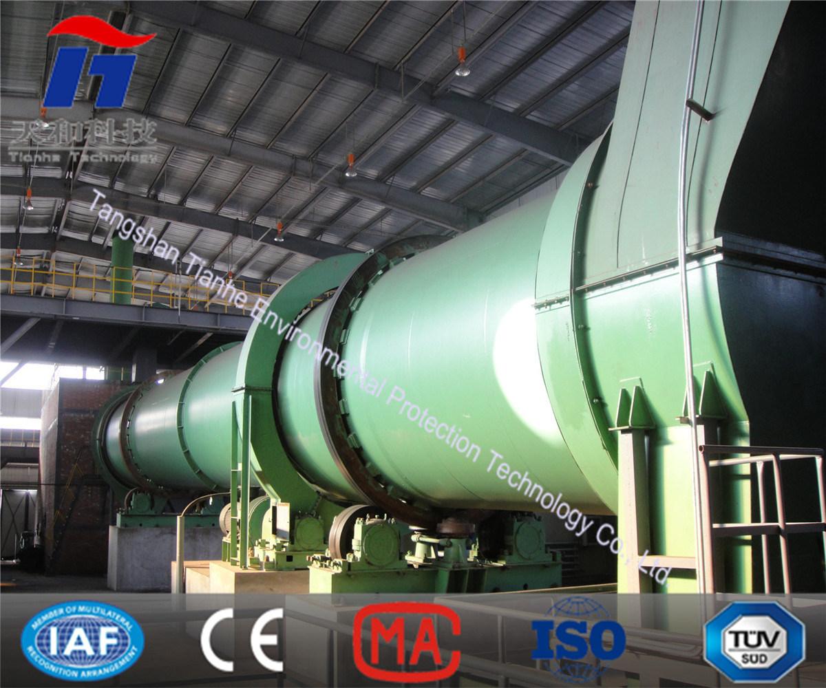 Dryer Drum Machine System Equipment for Slime, Sluge, Coal, Mining
