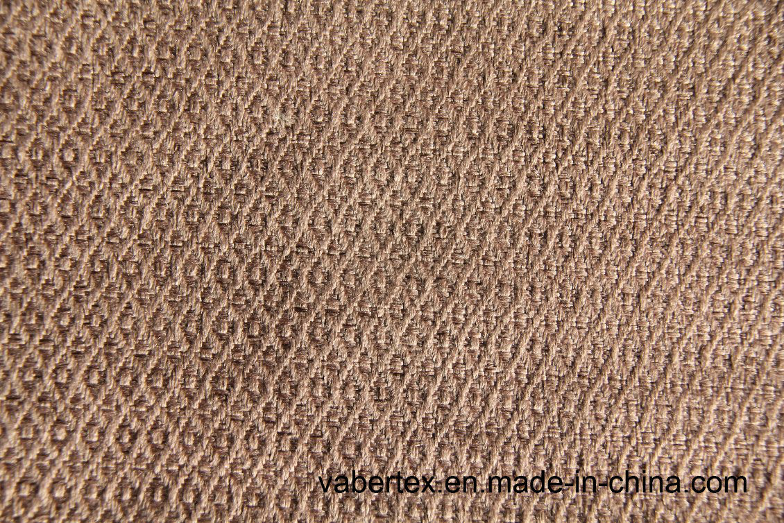 Polyester Plain Dyed Bedding Household Textile Sofa Upholstery Fabric
